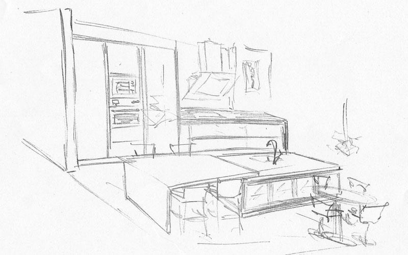 Muebles de cocina disenove cu l es la forma de tu cocina for La forma muebles