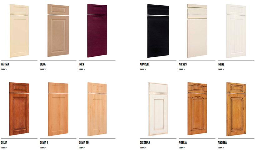 Muebles de cocina Disenove | Diferencias entre cocinas laminadas y ...