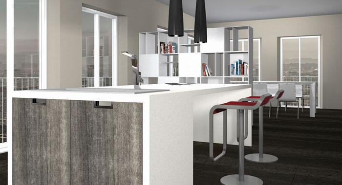 Muebles de cocina disenove claves para reformar la cocina for Reformar muebles