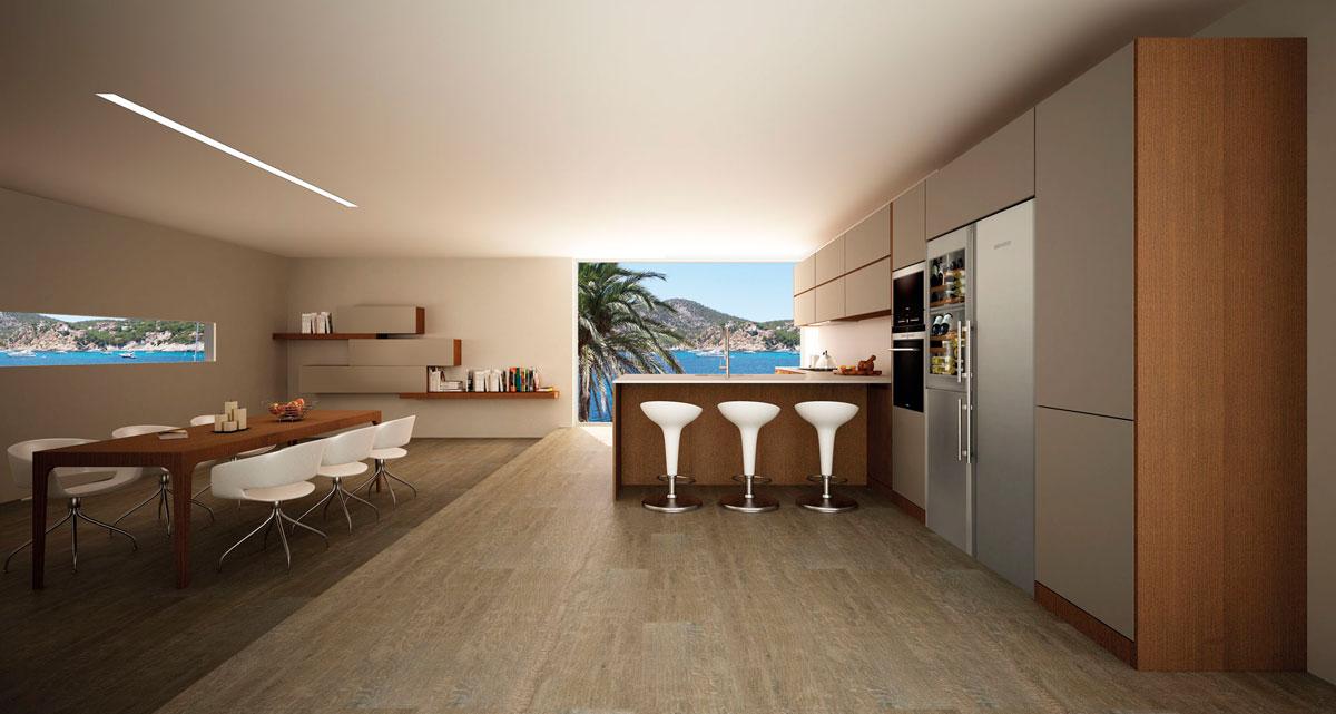 Muebles de cocina disenove tendencias cocinas 2016 2017 - Cocinas 2017 tendencias ...