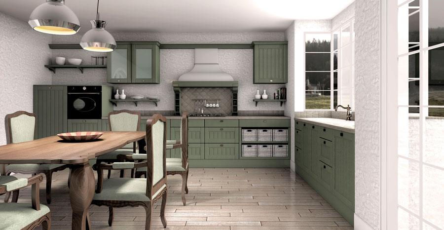 Muebles de cocina disenove campanas y complementos de madera for Complementos cocina