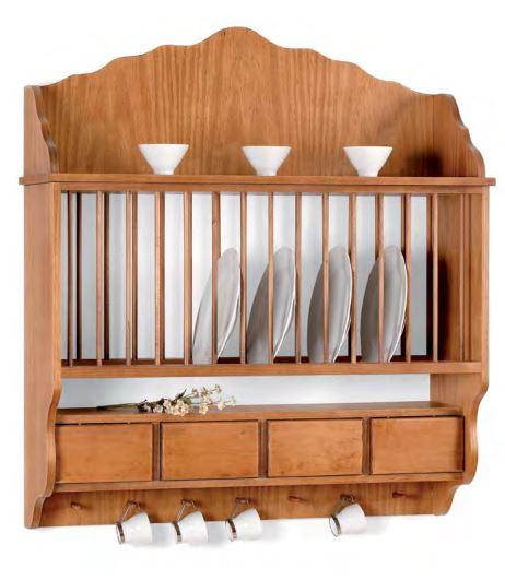 Muebles de cocina Disenove | Campanas y complementos de madera