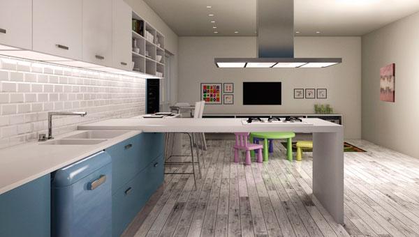 Muebles de cocina Disenove | Cocinas de estilo vintage