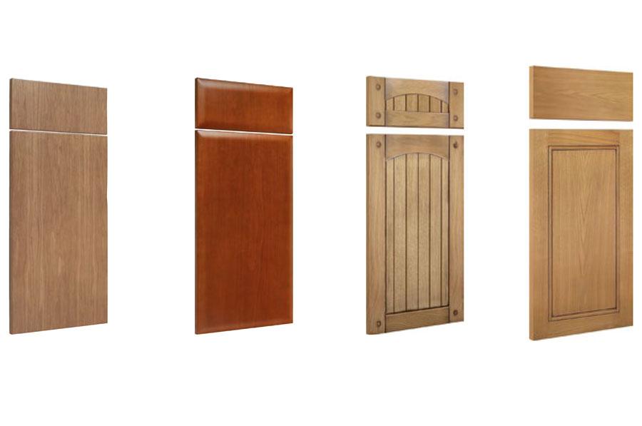 Muebles de cocina disenove la madera de casta o for Modelos de muebles de cocina en madera