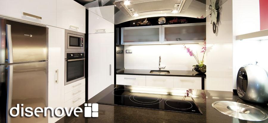 Muebles de cocina Disenove
