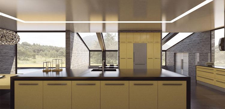 Muebles de cocina Disenove | Cómo es una cocina lacada