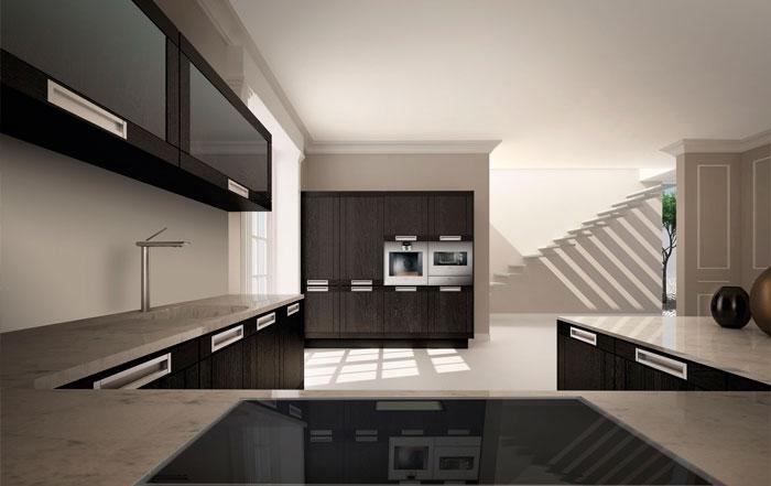 Muebles de cocina disenove distribuci n cocinas for Distribucion de muebles de cocina